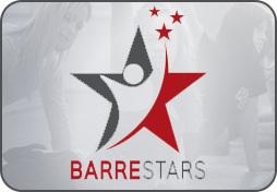 Barre Stars